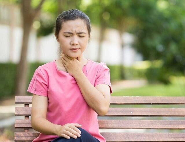 Bệnh viêm họng mãn tính