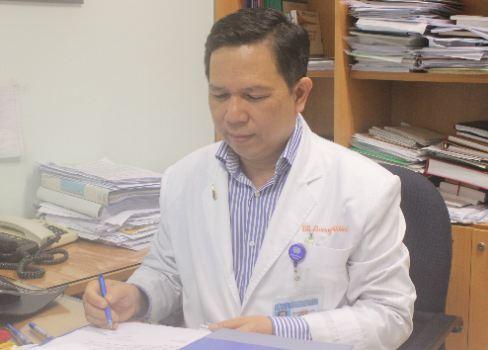 Tiến sĩ, Bác sĩ Lê Trần Quang Minh, Phó Giám đốc Bệnh viện Tai Mũi Họng TPHCM