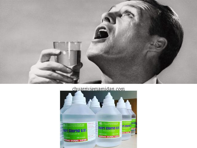 sỏi amidan gây hôi miệng