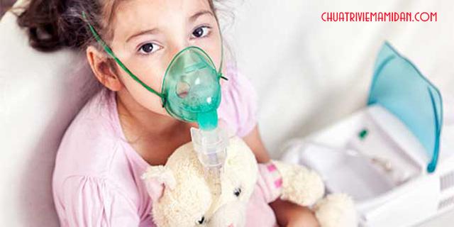 Những điều cha mẹ nên làm khi trẻ bị viêm phế quản cấp