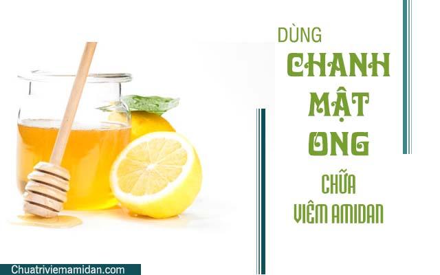 Chang và mật ong - đẩy lùi viêm Amidan