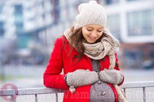 Giữ ấm cơ thể khi bị viêm amidan hốc mủ cho bà bầu