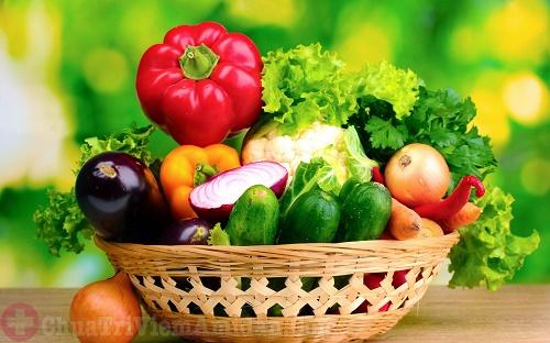 Người bệnh viêm họng nên chú ý bổ sung đầy đủ chất dinh dưỡng