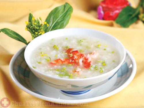 viêm amidan mãn tính nên ăn thức ăn mềm