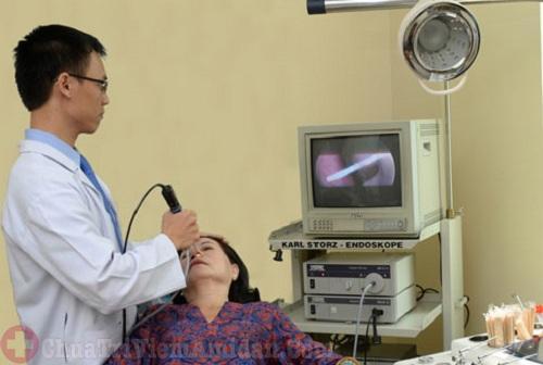 bác sĩ chuyên khoa tai mũi họng giỏi ở TPHCM