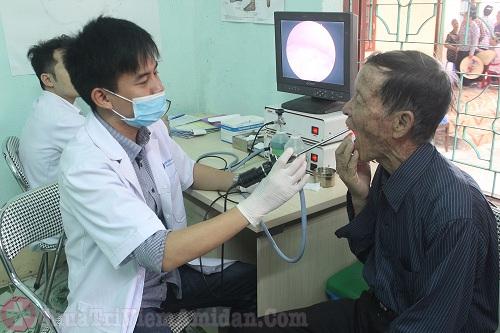 Một số phòng khám bác sĩ tai mũi họng giỏi ở Hải Phòng