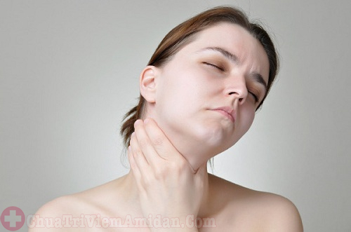 Khô rát họng khi ngủ dậy vào buổi sáng là bệnh gì?