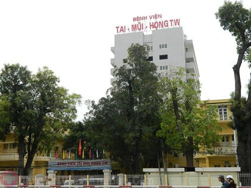 Thông tin lịch khám của bệnh viện Tai Mũi Họng Trung Ương