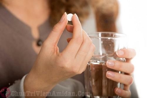 Thuốc medovent 30mg chữa viêm họng có tốt?