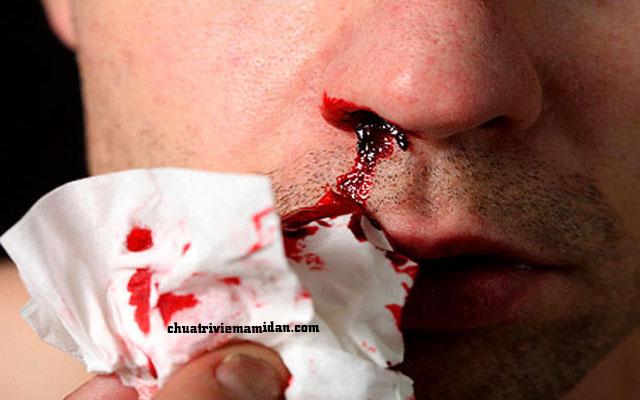 các biến chứng sau khi cắt amidan