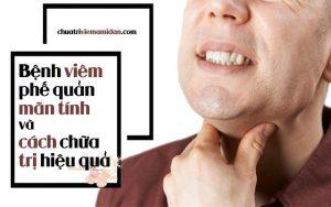 bệnh viêm phế quản tắc nghẽn mãn tính