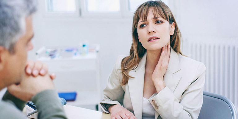 Nguyên nhân bệnh viêm họng hạt