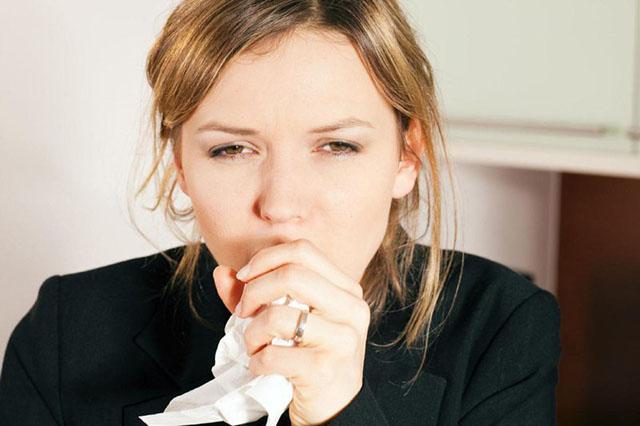 Triệu chứng loạn cảm họng